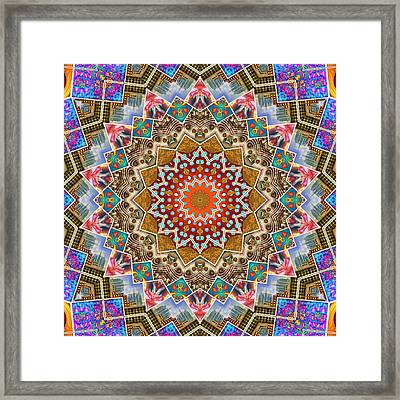 Collective 20 Of 26 Framed Print by Wendy J St Christopher