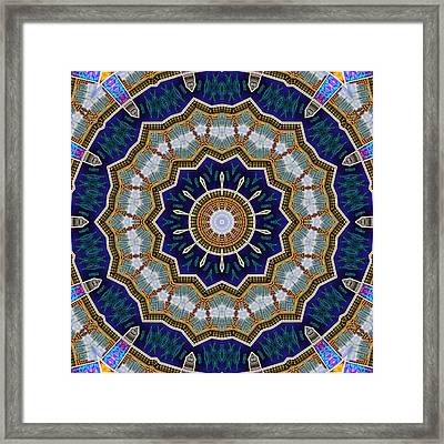 Collective 22 Of 26 Framed Print by Wendy J St Christopher