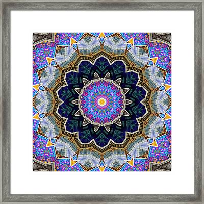 Collective 23 Of 26 Framed Print by Wendy J St Christopher