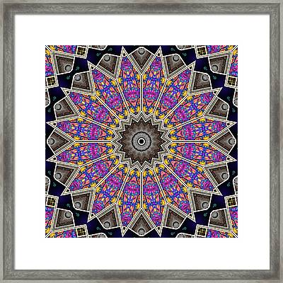 Collective 25 Of 26 Framed Print by Wendy J St Christopher