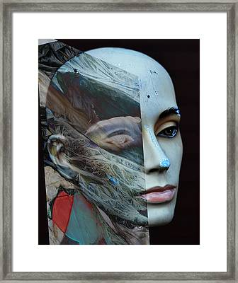 Collision Intended  Framed Print by JC Photography and Art