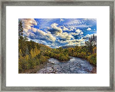 Coloma 4 Framed Print by Mike Durant