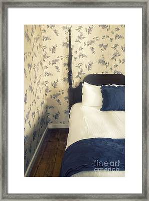 Colonial Comfort Framed Print by Margie Hurwich