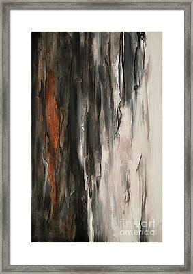 Color Harmony 19 Framed Print by Emerico Imre Toth