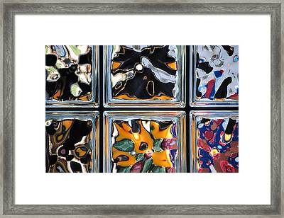 Colorful Contortion Framed Print by Frozen in Time Fine Art Photography