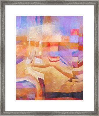 Colorlight Framed Print by Lutz Baar