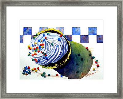 Colors For The Palate Framed Print by Ruth Bodycott