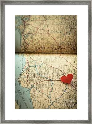 Come Find Me Framed Print by Jan Bickerton