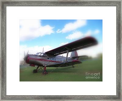 Come Fly With Me Framed Print by Lingfai Leung