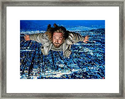 Come Fly With Me Framed Print by Tom Roderick