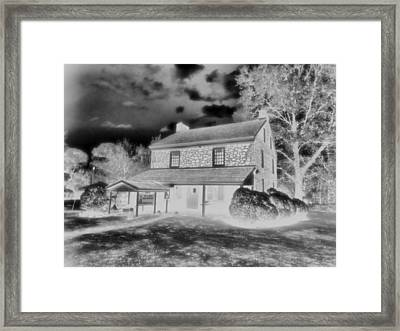 Come Hither Framed Print by Thomas  MacPherson Jr
