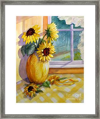 Come Home Framed Print by Marilyn Smith