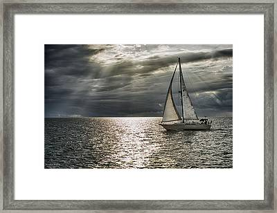 Come Sail Away Framed Print by Michael White