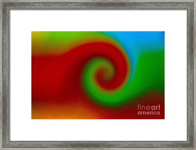 Coming Together Framed Print by Imani  Morales