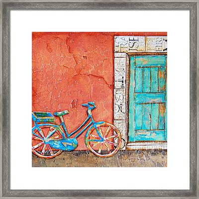 Commuter's Dream Framed Print by Danny Phillips