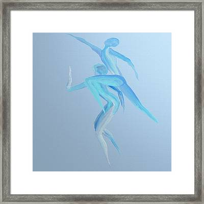 Competition Framed Print by Len YewHeng