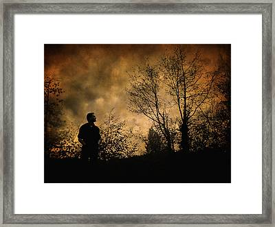 Conceiving You Framed Print by Taylan Soyturk