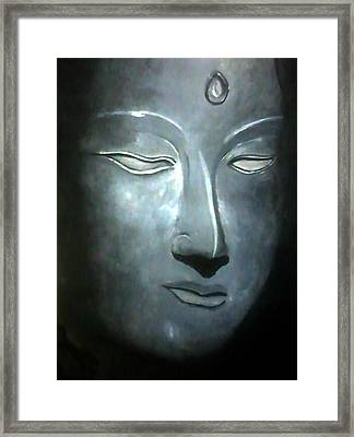 Connection Framed Print by Gopal Maheshwari