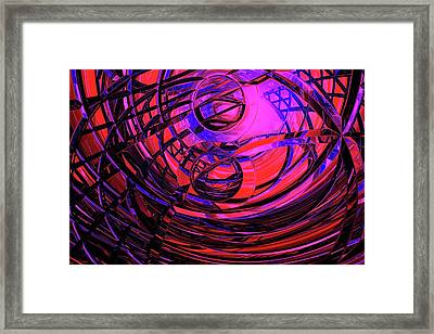 Connections Framed Print by Carol & Mike Werner