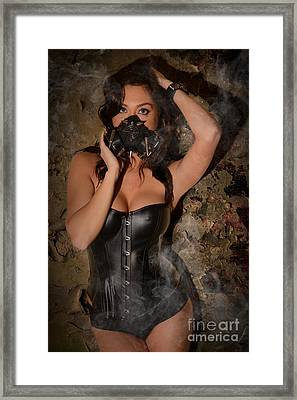 Contamination Framed Print by Jt PhotoDesign