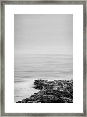Contemplate Framed Print by Lourry Legarde