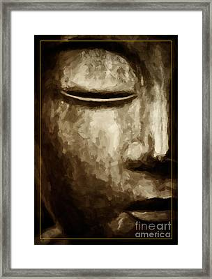 Contemplation Framed Print by Tim Gainey