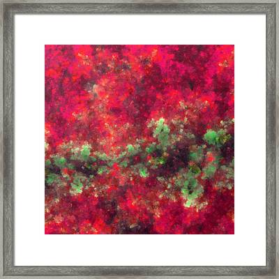 Contusion-03 Framed Print by RochVanh