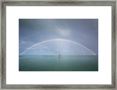 Cook Islands, Aitutaki Framed Print by Aliscia Young