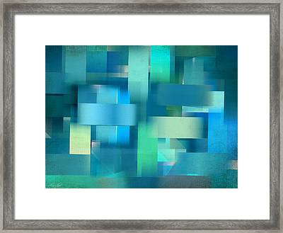 Cool Breeze Framed Print by Lourry Legarde