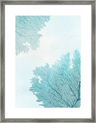 Coral Framed Print by Randoms Print