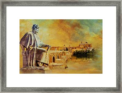 Cordoba Andalusia Framed Print by Catf