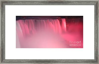 Cotton Candy Framed Print by Kathleen Struckle