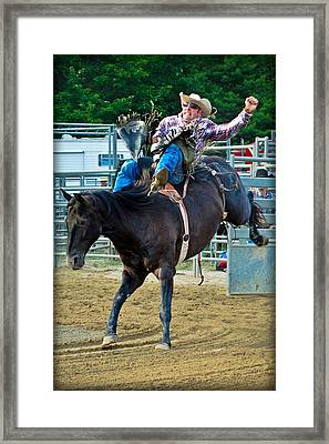 Country Boy Framed Print by Gary Keesler