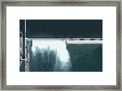 Cpower8a Framed Print by Mark Van Norman