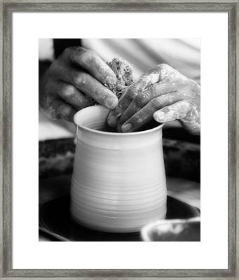 Crafted Framed Print by Ken Beatty