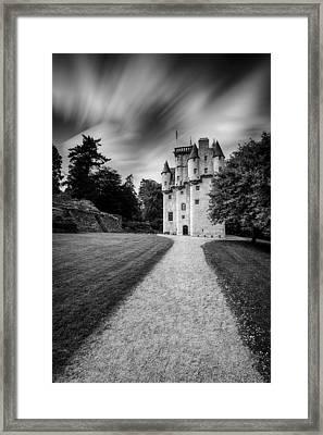 Craigievar Castle Framed Print by Dave Bowman