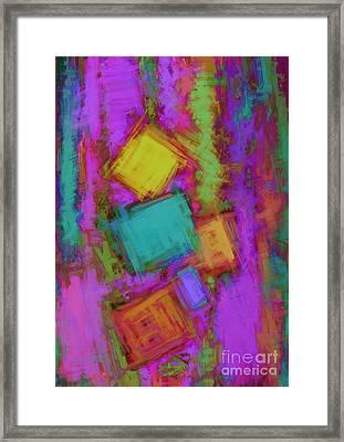 Crashover Framed Print by Keith Mills