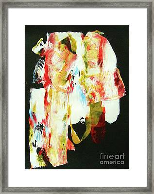 Crazy Horse  An American Hero Framed Print by Roberto Prusso