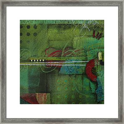 Creative Imagination  Framed Print by Laura  Lein-Svencner