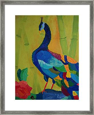 Crepuscule Framed Print by Nick Young
