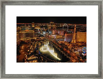 Cresendo Framed Print by Stephen Campbell