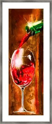 Cristallo 2 Framed Print by Marcello Cicchini