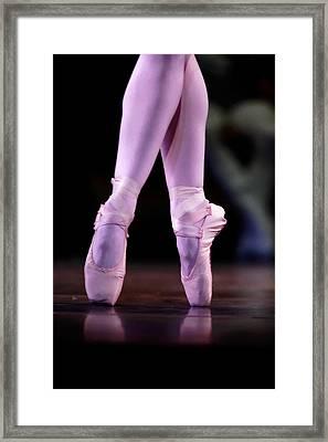 Cross Pointe Framed Print by Lone  Dakota Photography