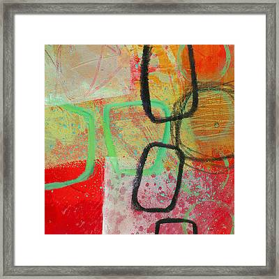 Crossroads 29 Framed Print by Jane Davies