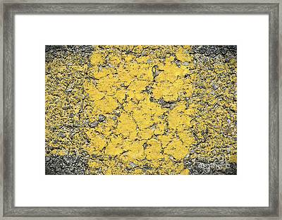 Crossroads Framed Print by Luke Moore