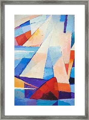 Cruising Framed Print by Lutz Baar
