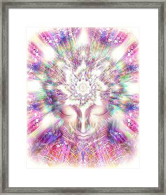 Crystal Palace Framed Print by Jalai Lama