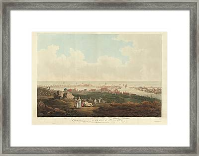 Curacao Framed Print by British Library