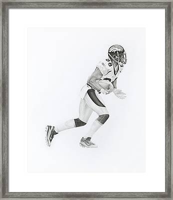 D Thomas 88 Framed Print by Don Medina
