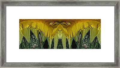 Daffodil Unleashed 2 Framed Print by Tim Allen